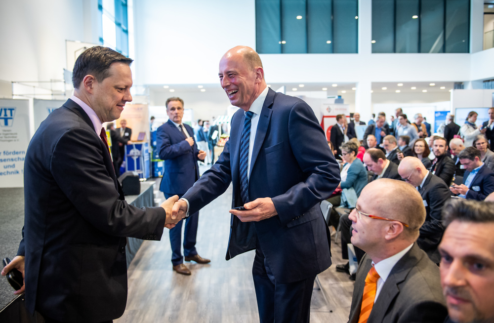 Navimatix at IT- Leistungsschau 2018
